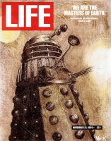 LIFE Magazine November 21, 1964- The Daleks by RobertHack