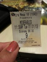 Movie Ticket by stephuhnoids