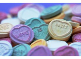 love is sweet by VastandInfinite