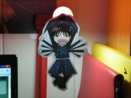 Roy Mustang - Hanging Around by vicky-vic