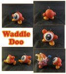 Weekly Sculpture: Waddle Doo by ClayPita