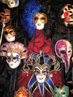 Masks by LordofPaderne
