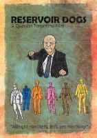 Reservoir Dogs by thequeerzebra