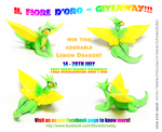 JULY GIVEAWAY!! by rosepeonie