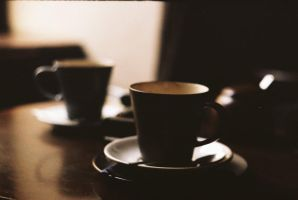 coffee and cigarettes by violent-stranger