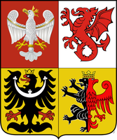 COA of the lands of d Polish Crown on early 1300's by kasumigenx