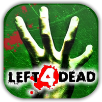 Left 4 Dead Game Icon by Wolfangraul
