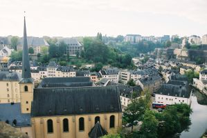 Luxembourg by LTKJJ