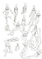 Poses 2 by cave0in