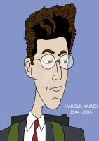 Harold Ramis by PotteringAbout