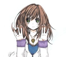 Lily-chan by Caterina2000