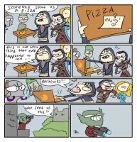 Legacy of Kain, doodles 59 by Ayej