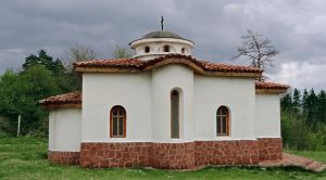 Chapel by paskoff