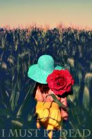 Shady as fake plastic flowers by IMustBeDead