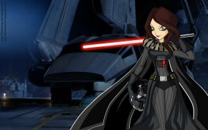 Darth Darcy by FitzOblong