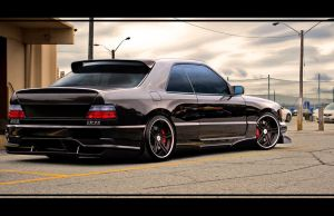 MERCEDES 300 Coupe by ROOF01