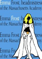 Emma Frost by blindfaith311