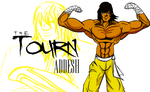 Tourn: Addesh in Color by nemalki
