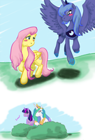 Getting to Know You by Silent-nona-light