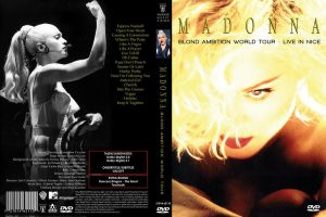 Madonna - Blond Ambition Tour by MarieJoo