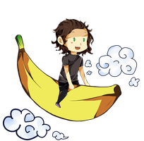 Banana_Harry by shimei17