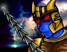 Dinobot by staces