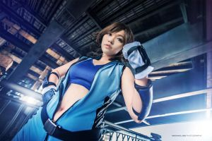 Street Fighter X Tekken - Asuka Kazama by wkwebsite