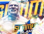 Brock Lesnar Summer Slam 2013 by DARSHSASALOVE
