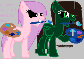 Reject And Starbust Meet And Cause Mistchef... by StarBurst2005