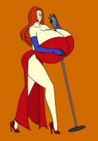 Jessica Rabbit by toshis0