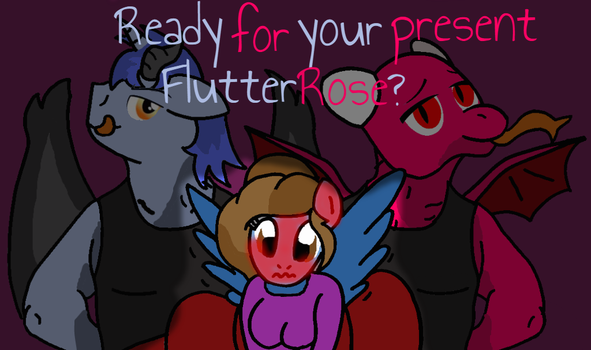 Flutters special present by lawleyj77