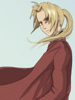 Ed Elric by Jessimie