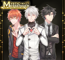 Mystic Messenger by yamiee