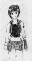 Yuffie by china101