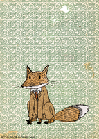 Fantastic Mr. Fox by Commonname