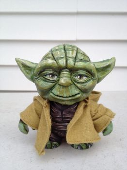 Yoda Collaboration with theMonsterKrebs by laz69frog