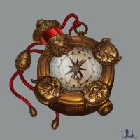 Goblin`s compass by Tottor