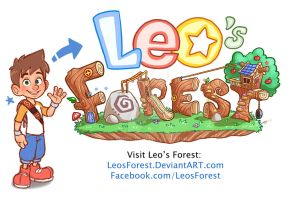 Let's go to Leo's Forest! by LuigiL