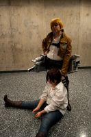 youmacon 2013 attack on titan 1 by superjacqui