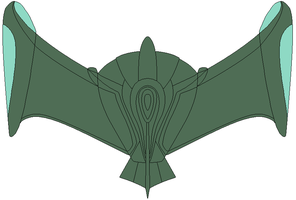 Romulan concept WIP by JohnnyMuffintop