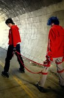 Air Gear - Come Along by penragonwebsite