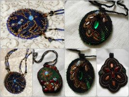 Necklaces by ChristineVonLemberg