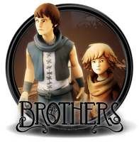 Brothers - A Tale Of Two Sons - Game Icon by Wr47h