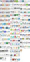 Gloss Dock Icons by PixelPirate