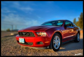 2012 Mustang HDR by Kashi754