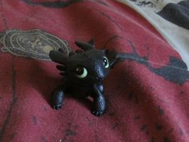 Little Toothless by ShortSage