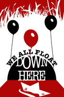 We all float down here... 2 by niwanotanuki