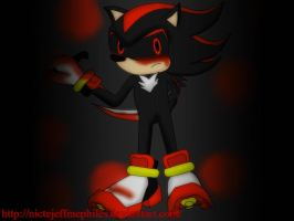 Shadow.exe by NicteJeffMephiles