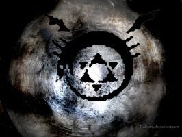 Moon Of Ouroboros by Falcony
