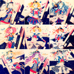Marine Lovelive Inktobers by toumin